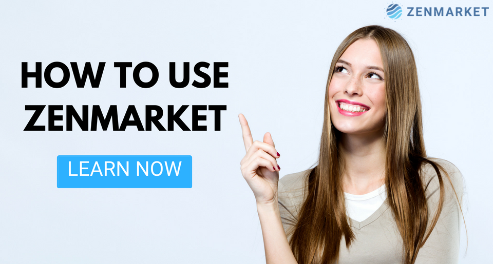 How To Use ZenMarket