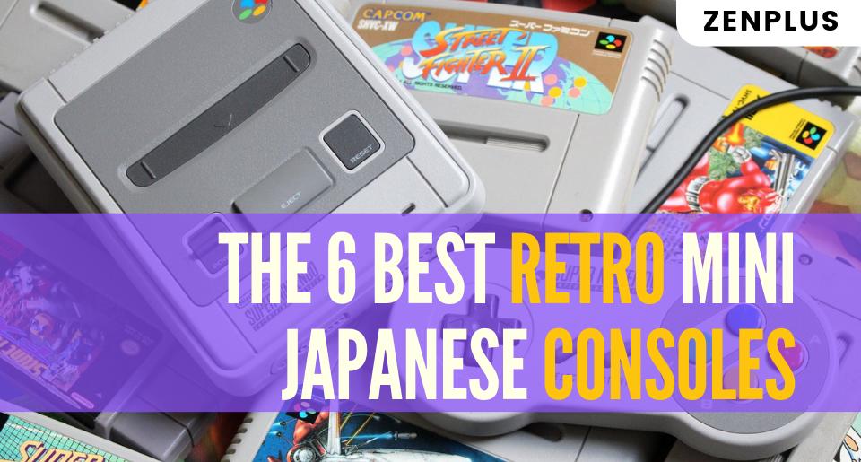 The 6 best retro mini Japanese consoles