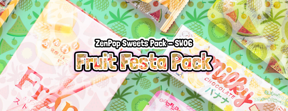 Fruity Festa Pack - Released in March 2017