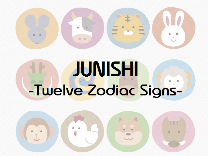 JUNISHI -Twelve Zodiac Signs-