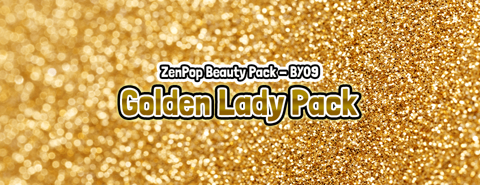 Golden Lady Pack - Released in January 2018 ✨