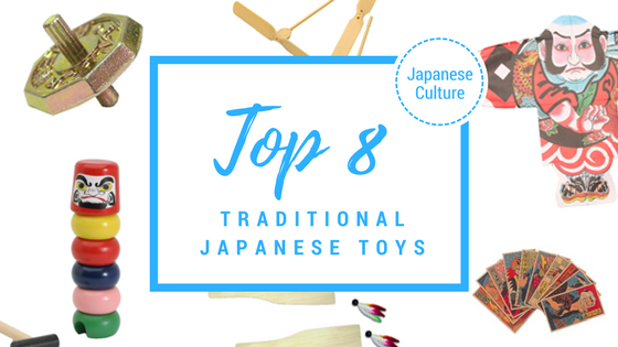 5 Traditional Japanese Toys