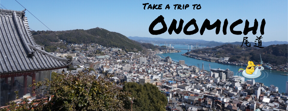 Onomichi - the Sea, the Temples, and the Ramen