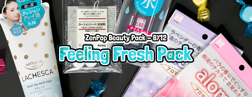 Feeling Fresh Pack - Released in May 2018 💙