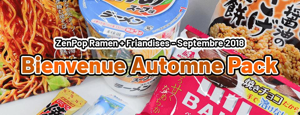 Bienvenue Automne - Mix Septembre 2018