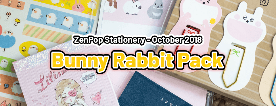 Bunny Rabbit Pack - Released in October 2018