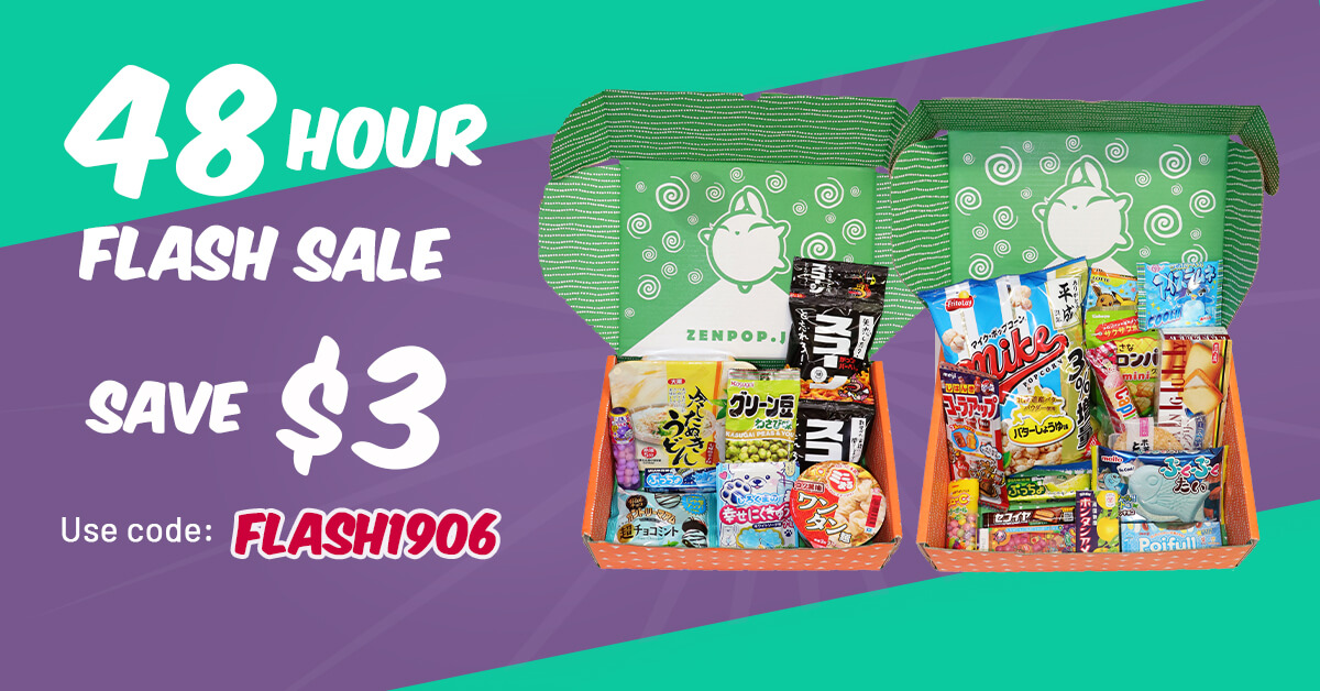 ZenPop's 48-Hour Only Flash Sale!