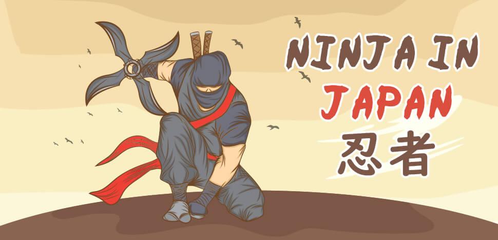 Ninja in Japan?