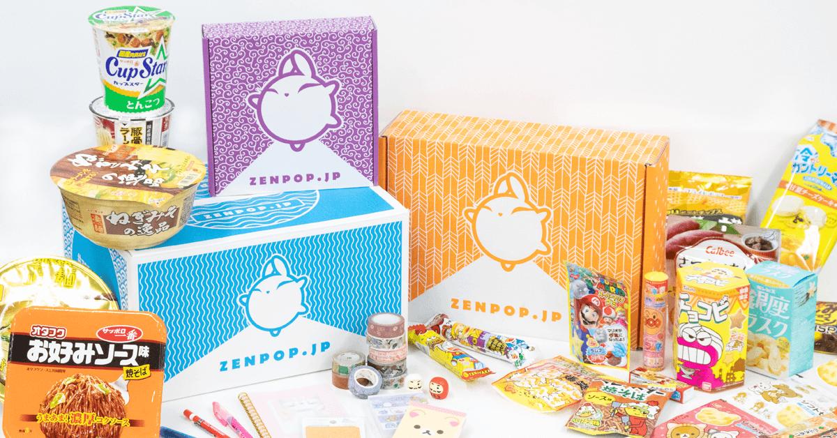 ZenPop's 3rd Anniversary Giveaway Month