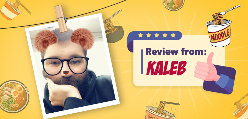 Reviews from ZenPop's Top Fans: Kaleb