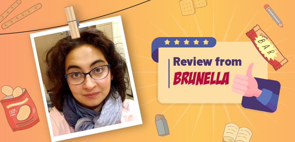 Reviews from ZenPop's Top Fans: Brunella