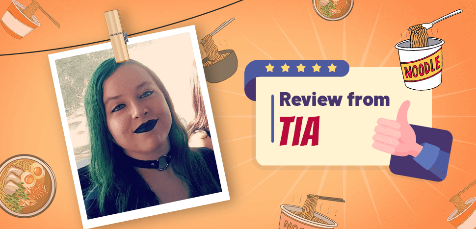 Reviews from ZenPop's Top Fans: Tia