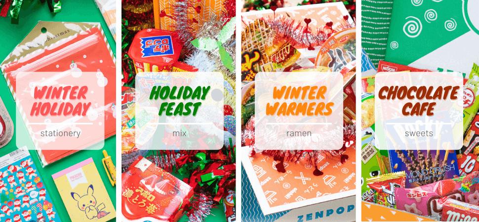 ZenPop's December Packs: Available Now!