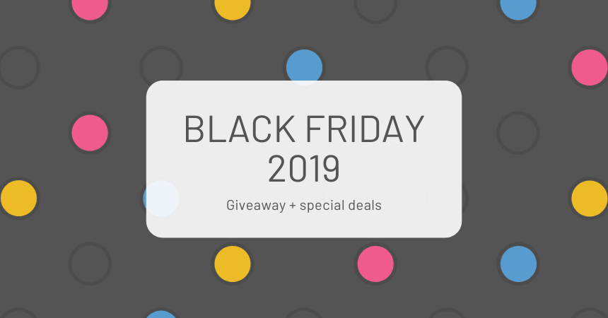 ZenPop's Black Friday Giveaway and Deals 2019