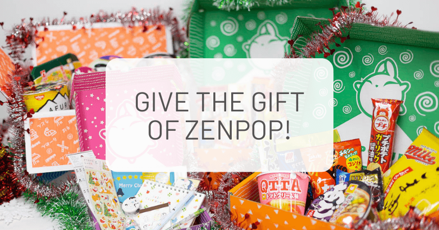 Give the Perfect Gift: A ZenPop Subscription Box