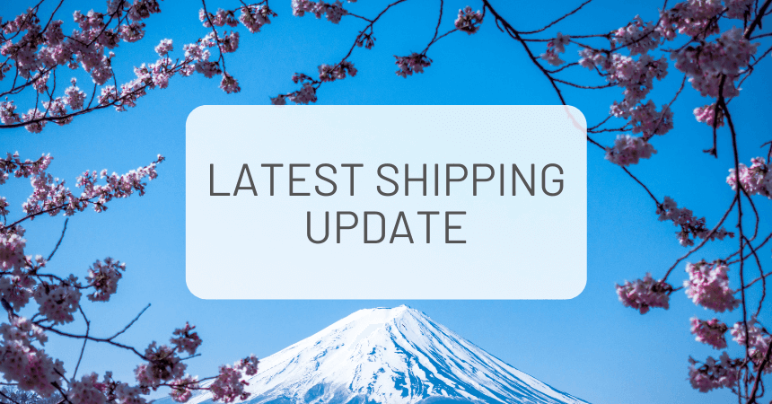 ZenPop Japan: Shipping Updates