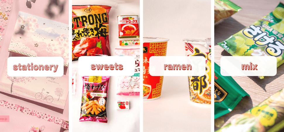ZenPop's Spring Sakura packs