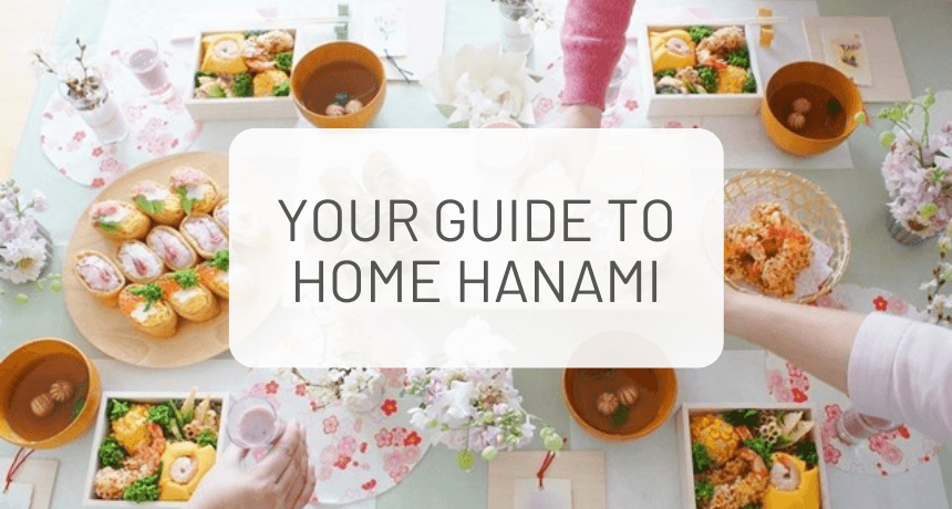 How To Do a Home Hanami Party