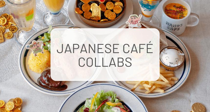 Japanese Collaboration Cafés: The Top 5!