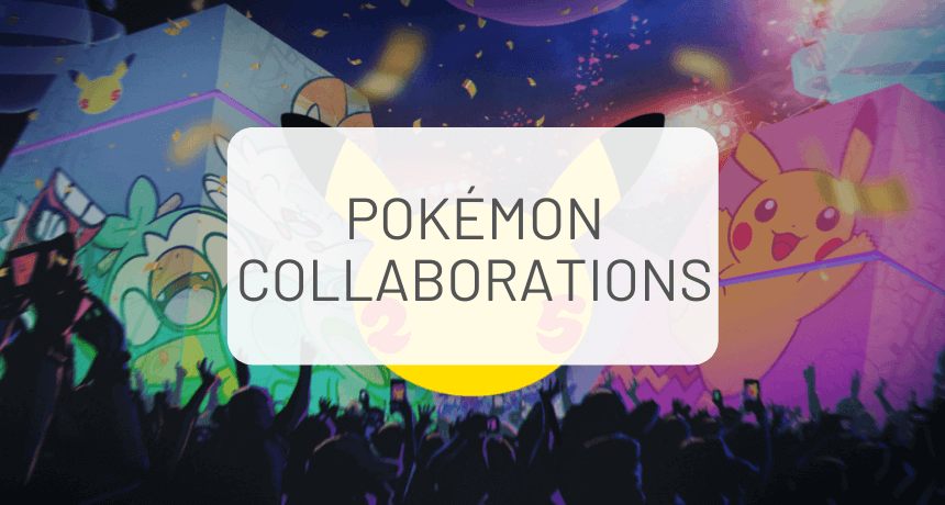 The Best Pokémon Collaborations in Japan