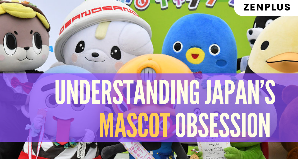 Understanding Japan's Mascot Obsession