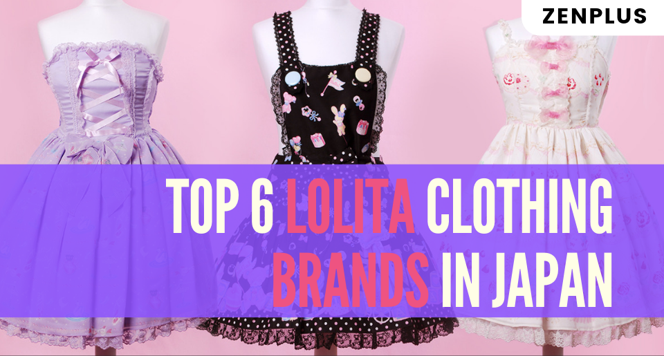 Our Top 6 Lolita clothing brands in 2019