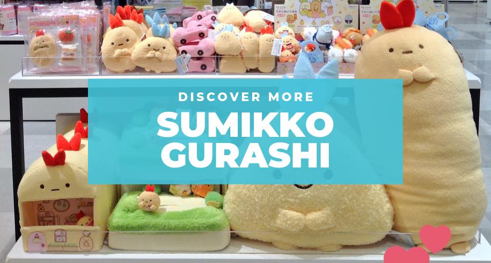 Shop more Sumikko Gurashi goods on ZenPlus