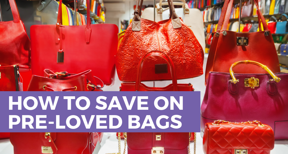 How to save money when buying pre-loved designer bags from Japan