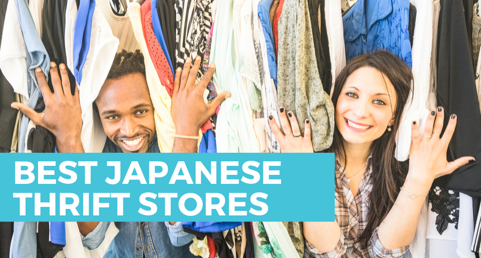 The best Japanese second-hand clothing online stores