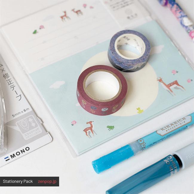 Japanese Stationery Pack