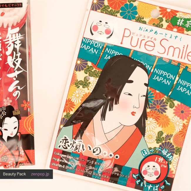 Japanese Beauty Pack