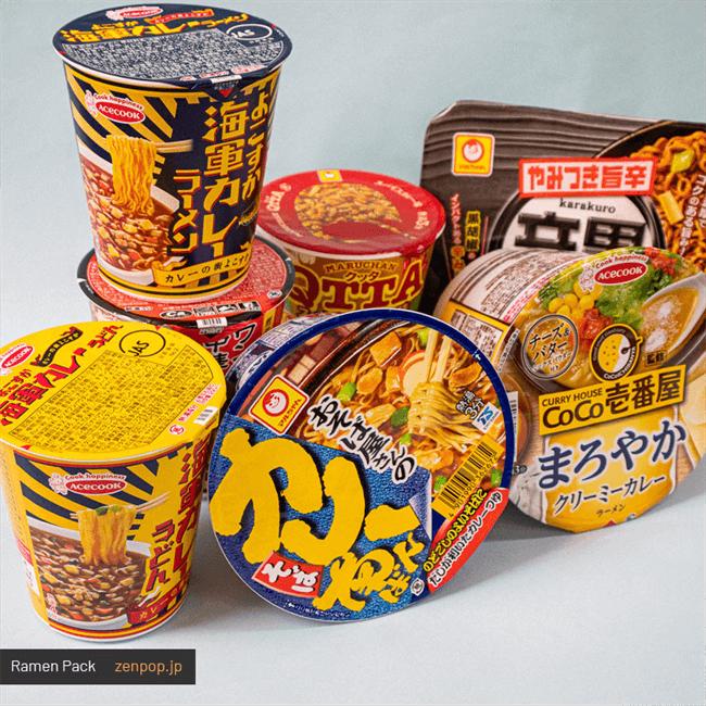 Japanese Ramen Pack