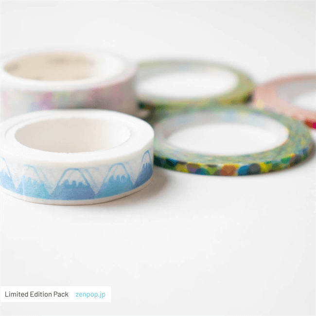 ZenPop's Limited Edition Pack - Washi & Sticker Lover