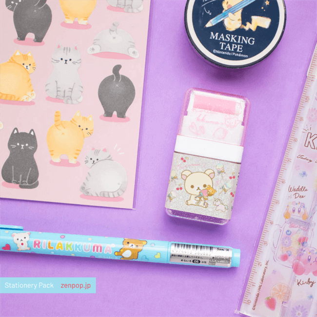 ZenPop's Japanese Stationery Pack