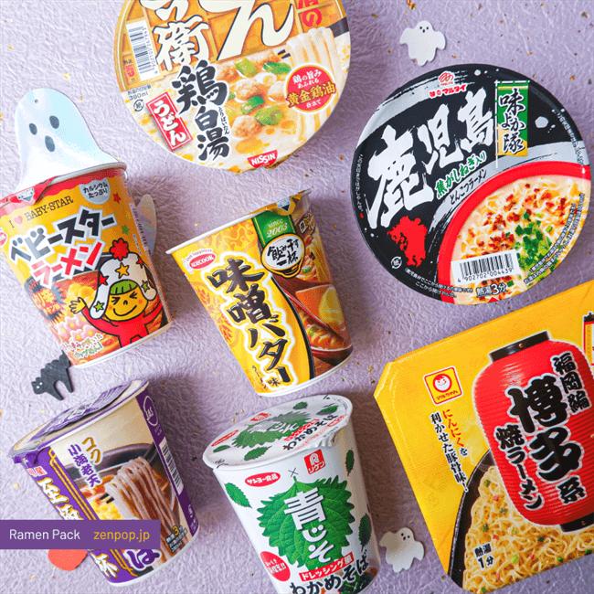 Pack Nouilles Japonaises
